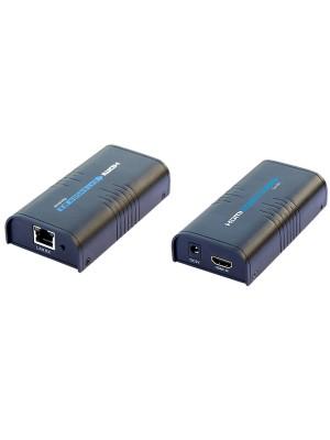 מגבר HDMI על גבי כבל רשת