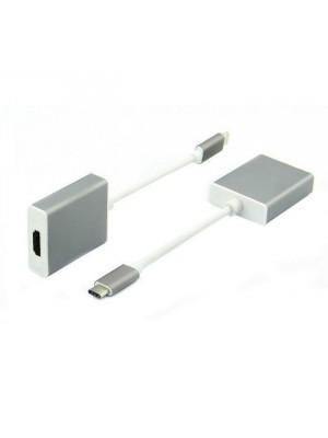 מתאם USB TYPE C ל HDMI