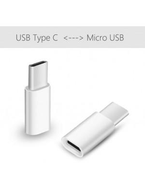מתאם Micro usb to USB Type c