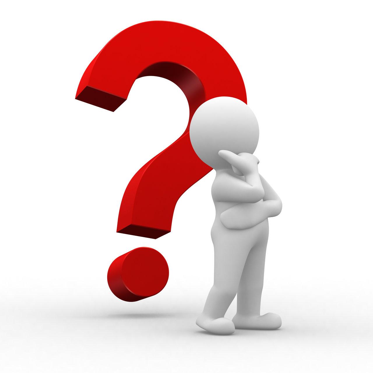 יש לך שאלה? מאגר שאלות נפוצות