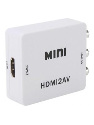 מתאם HDMI RCA