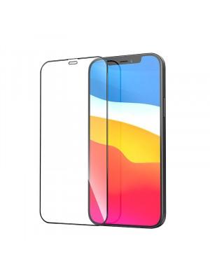 מגן מסך זכוכית מלאה לאייפון 13 פרו מקס