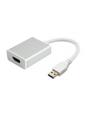 מתאם USB ל HDMI לחיבור מחשב למסך