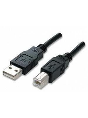 כבל USB למדפסת 1.5 מטר