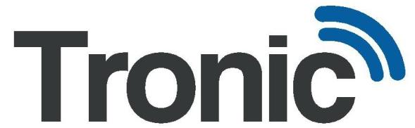 טרוניק לוגו